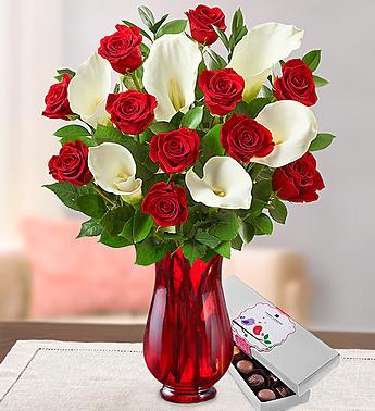 Beautiful Rose  Calla - Rosies Roses